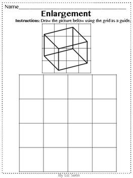 Enlargement Bundle With Grid