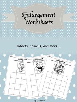 Enlargement Drawings With Grid