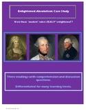 Enlightenment - Enlightened Absolutism Case Study