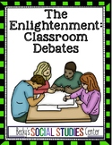 Enlightenment Activity: Classroom Debates