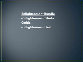 Enlightenment Bundle