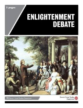 Enlightenment Debate