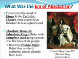 Enlightenment Era (Locke & Hobbes)