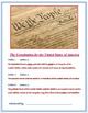 Enlightenment Influence on the Founding Fathers + Quiz