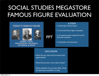 Enlightenment Famous Figure Evaluation