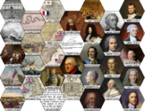 Enlightenment & French Revolution Review Hex Game