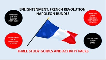 Enlightenment, French Revolution, and Napoleon Bundle