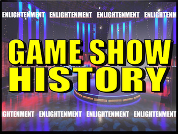 Enlightenment History Game