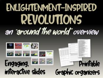 Enlightenment-Inspired Revolutions