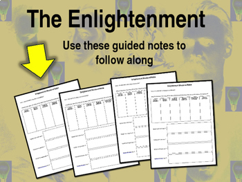 Enlightenment! (PART 1: BACKGROUND) visual, textual, engaging