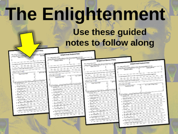 Enlightenment! (PART 4: AMERICAN REVOLUTION) visual, textual, engaging