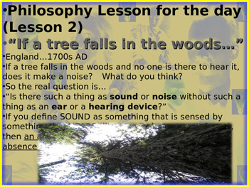 Enlightenment! (PART 5: PHILOSOPHY LESSONS OF THE DAY) visual, textual, engaging