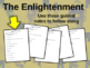 Enlightenment! (PART 5: PHILOSOPHY LESSONS OF THE DAY) vis
