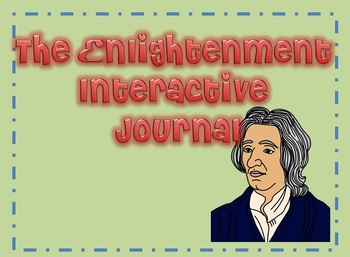 Enlightenment Period Interactive Journal