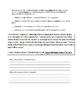 Enlightenment Primary Source Document Pre-Reading Analysis Strategy