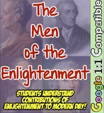 Enlightenment: Learn Contributions of Locke, Hobbes, Rousseau, Voltaire, & MORE!