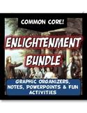 Enlightenment Bundle Age of Reason Lesson Activity Unit Plan Common Core