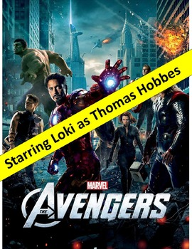 Enlightenment Thinkers: The Avengers & Thomas Hobbes, A Bu