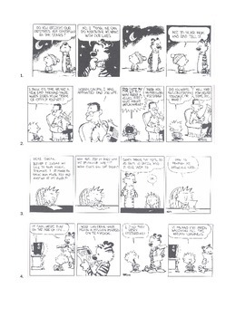 Enlightenment Thought with Calvin & Hobbes