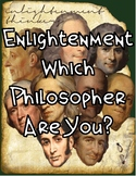 Enlightenment: Which Philosopher Are You?