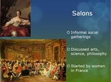 Enlightenment and American Revolution PowerPoint Lesson