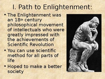Enlightenment and Philosophers