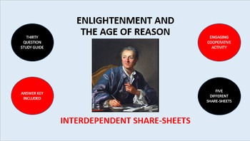 Enlightenment and the Age of Reason: Interdependent Share-Sheets Activity