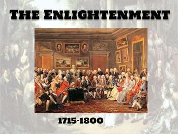Enlightenment powerpoint