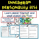Enneagram Personality Test Reflection Activity