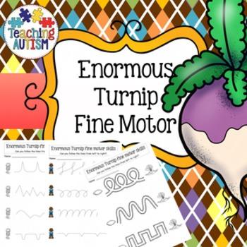 Enormous Turnip Worksheets