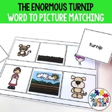 The Enormous Turnip Word to Picture Matching