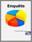 Phrases conditionnelles Enquête Survey Speaking activity
