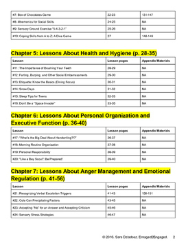 Enraged to Engaged: A Year of Social Skills for Teens with ASD & EBD