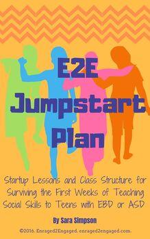 E2E Jump-Start Plan for High School EBD Social Skills