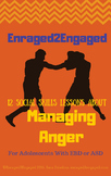 Enraged2Engaged Lessons About Managing Anger