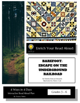Enrich Your Read Aloud: Barefoot by Pamela Duncan Edwards