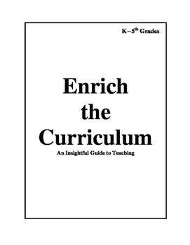 Enrich the Curriculum