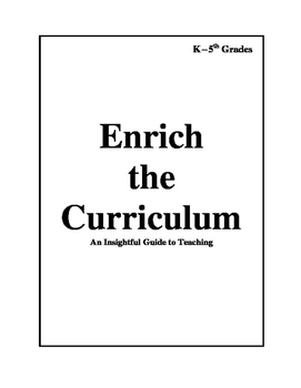 Enrich the Curriculum