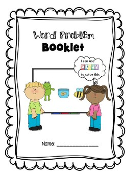 Enriched Multi-step Word Problem Booklet- CUBES