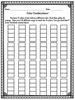 Enrichment 30 Critical Thinking Worksheets! Early Finishers
