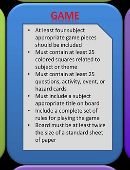 Enrichment and Differentiation Activities Collection Poster (Non-edit)
