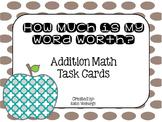 Enrichment Addition Task Cards
