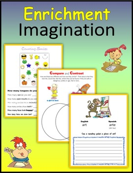 Enrichment:  Imagination