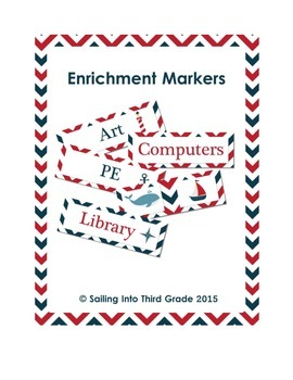 Enrichment Markers