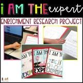 Enrichment Research Project