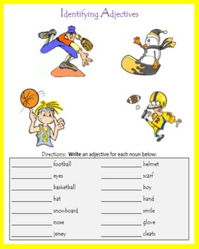 Enrichment:  Word Games