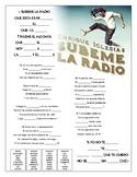 Enrique Iglesias - 'Súbeme la Radio' Cloze Song Sheet!