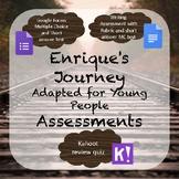 Enrique's Journey Assessments (Essay, Multiple Choice, Sho