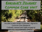 Enrique's Journey Unit-Common Core Aligned!
