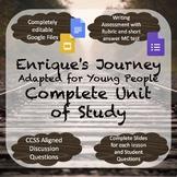 Enrique's Journey Unit of Study